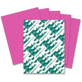 """Neenah Paper Astrobrights Card Stock Paper, 8-1/2"""" x 11"""", Planetary Purple, 250 Sheets/Pack by"""