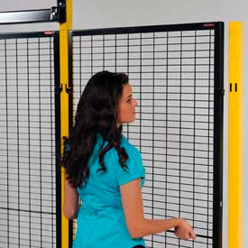 """WireCrafters® RapidGuard™ Lift-Out Welded Wire Panel, 3'W x 8' 1-1/4""""H"""