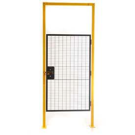 """WireCrafters® RapidGuard™ Hinge Door, 4'W x 6' 6""""H"""