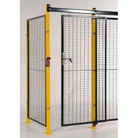 """WireCrafters® RapidGuard™ Slide Door, 3'W x 8' 6""""H"""