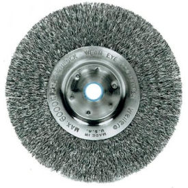 Trulock™ Narrow-Face Crimped Wire Wheels, WEILER 01675