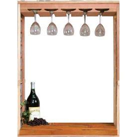 Retail Display Fixtures Wine Bottle Storage Display Vintner