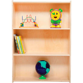 "Wood Designs™ Contender Bookshelf 42-1/8""H - Ready To Assemble"