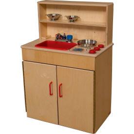 Wood Designs™ Three-N-One Kitchen Center