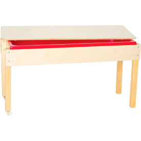 Wood Designs™ Sand and Water Table with Top