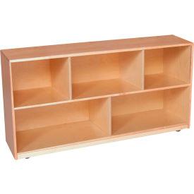 "Single Storage, 30""H, Maple"