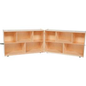 "Folding Storage, 30""H"