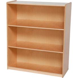 "Wood Designs™ X-Deep Bookshelf - 42""H x 18""D"