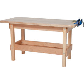 Wood Designs™ Workbench with Vise