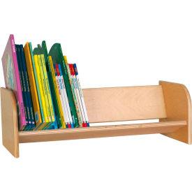Wood Designs™ Book Display Rack