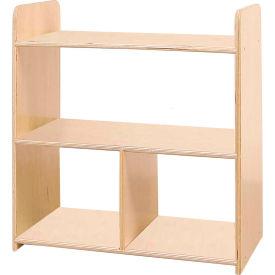 Wood Designs™ Tot Size Pass Through Shelf