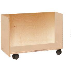 Wood Designs™ Block Cart - Three Sides
