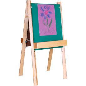 Wood Designs™ Deluxe Chalkboard Easel