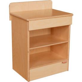 Wood Designs™ Tot Standard Cabinet