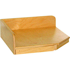 Wood Designs™ Tot Kitchen Corner Counter