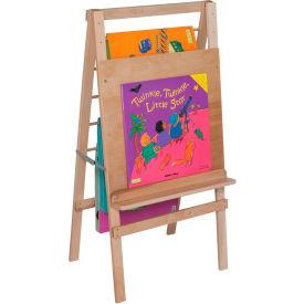 Wood Designs™ Big Book Easel And Hanging Rack