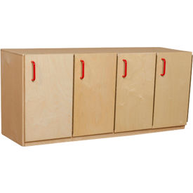 Wood Designs™ Tot Size Double Sided Book Display