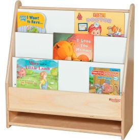 Wood DesignsTM Toddler Bookshelf