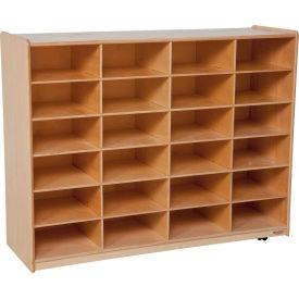 """Storage without Trays 36""""H x 48""""W x 15""""D."""