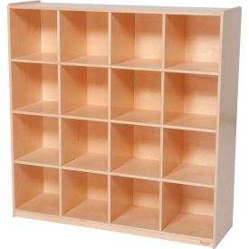 Sixteen Section Tray Storage