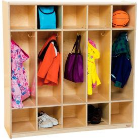 Five Section Locker