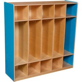 Blueberry Five Section Locker