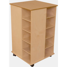 Cubby Spinner without Trays