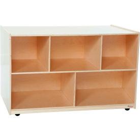 "Wood Designs™ 30""H Double Storage Island"