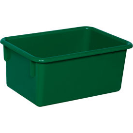 Green Cubby Tray