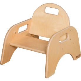 "Wood Designs™ Woodie, 5"" Seat Height, Packed One Per Carton"