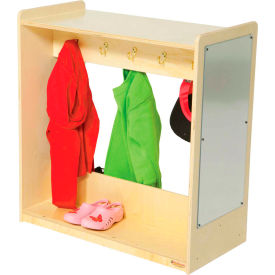 Wood Designs™ Dress-Up Center with Mirror