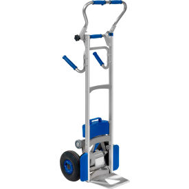 Wesco® LiftKar® SAL Fold-L Stair Climbing Truck 274163 375 Lb. Microcellular Wheel