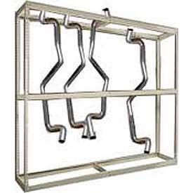 """Hanging Tailpipe Rack 96"""" Starter"""