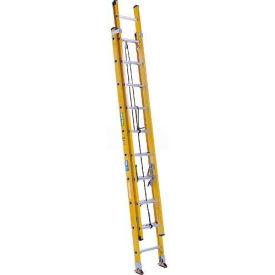 Green Bull Series 6052 Fiberglass Single Ladder - 8' 605208