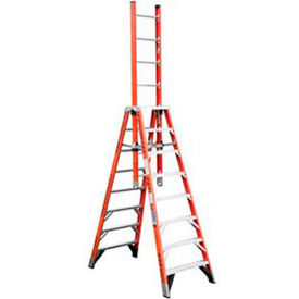 Ladders Extension Ladders Werner 8 Type 1a Fiberglass