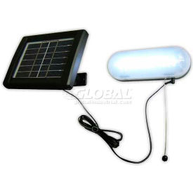 Solarland BSL-P8002M-1 12 LED Deluxe Solar Shed Light