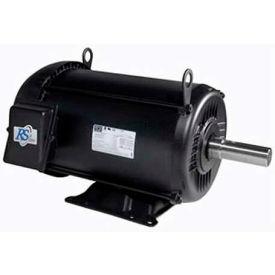 WEG NEMA Premium Efficiency Motor, 00118ET3ERS143T, 1 HP, 1800 RPM, 208-230/460 V, TEFC, 143/5T, 3PH
