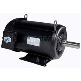 WEG High Efficiency Motor, 00212EP3ERSR184TC, 2 HP, 1200 RPM, 230/460 V,3 PH, 182/4TC