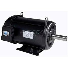 WEG High Efficiency Motor, 00536EP3ERSR184TC, 5 HP, 3600 RPM, 230/460 V,3 PH, W182/4TC