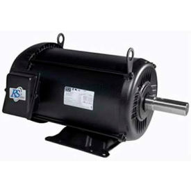 WEG NEMA Premium Efficiency Motor, 00536ET3ERSR184TC, 5HP, 3600RPM, 208-230/460V, TEFC, 182/4TC, 3PH