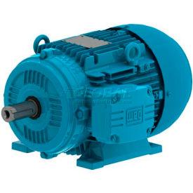 WEG IEC TRU-METRIC™ IE3 Motor, 00718ET3YAL132M, 10HP, 1800/1500RPM, 3PH, 460V, 132M, TEFC