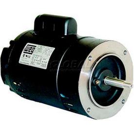 Weg jet pump motor 3336es1bjp56j hp 3600 rpm 115 for 1 hp jet pump motor