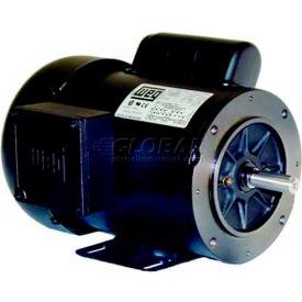 WEG Jet Pump Motor, .7536ES1BJP56C, 0.75 HP, 3600 RPM, 115/208-230 Volts, TEFC, 1 PH