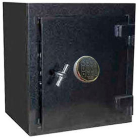 "Wilson Safe B Rate Safe B2020SR Electronic Lock - 23""W x 20-1/2""D x 20-1/2""H, Gray"