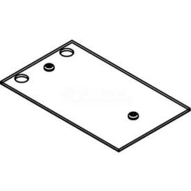 Wiremold CRFB-B-4 Floor Box CRFB Series Blank Device Plate #4