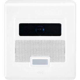 Legrand® IC5003-WH Selective Call Intercom Video Door Unit, White