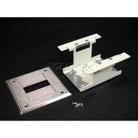 "Wiremold V6046KD Circuit Breaker Housing, Ivory, 4-9/16""L"