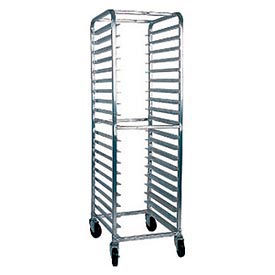 "Winholt All Welded Pan Rack, Aluminum, Capacity 20 Pans, 18"" Depth"