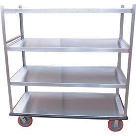 Winholt® 5 Shelf Aluminum Banquet Truck BNQT-5