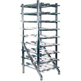 Winholt CR-162, Can Dispensing Rack, Stationary, Capacity 162 #10 Cans
